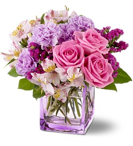 Teleflora's Beautiful Day in Palm Coast FL, Blooming Flowers & Gifts