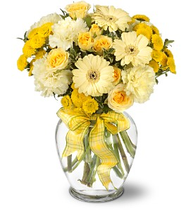 Sweet Sunshine in Belford NJ, Flower Power Florist & Gifts