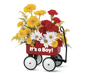 Teleflora's Special Delivery Bouquet in Brunswick GA, The Flower Basket