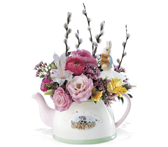 Peter Rabbit Teatime in Liverpool NY, Creative Florist