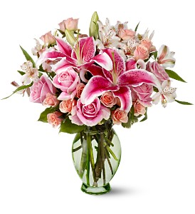 Teleflora's Forever More in Hilton NY, Justice Flower Shop