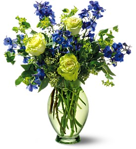 Teleflora's Summer Inspiration Bouquet in Jacksonville FL, Hagan Florists & Gifts