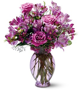 Teleflora's Evening Inspiration Bouquet in El Paso TX, Blossom Shop