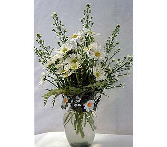 A VASE OF SPRING in Mountain Top PA, Barry's Floral Shop, Inc.
