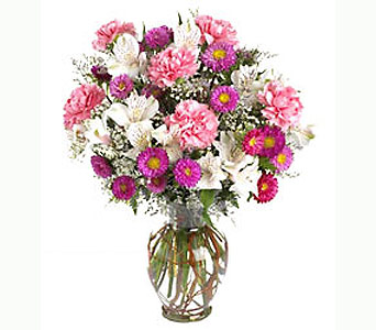 FTD's Just For Her Bouquet in Cohasset MA, ExoticFlowers.biz