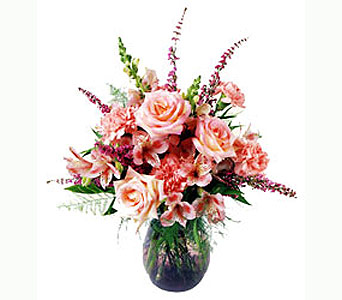FTD Enchantment Arrangement in Cohasset MA, ExoticFlowers.biz