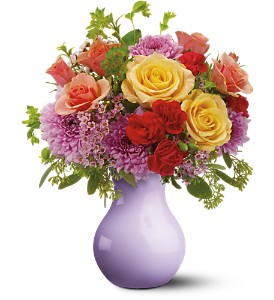 Teleflora's Stratford Gardens in Laurel MD, Rainbow Florist & Delectables, Inc.
