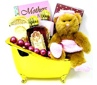 GB255 ''Mothers are Forever'' Gift Bouquet in Oklahoma City OK, Array of Flowers & Gifts