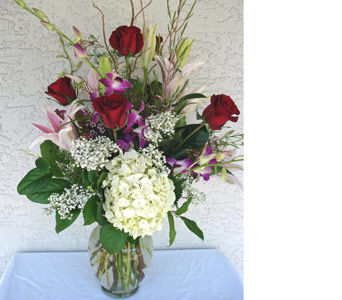 Romance in Naples FL, Gene's 5th Ave Florist