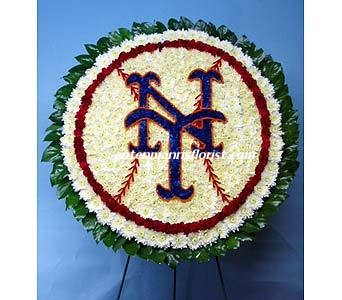 METS BASEBALL in Jersey City NJ, Entenmann's Florist