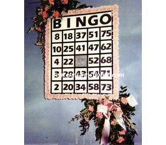 BINGO CARD in Jersey City NJ, Entenmann's Florist