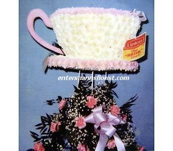 TEA CUP in Jersey City NJ, Entenmann's Florist