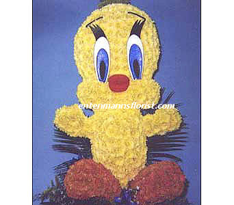 Tweety in Jersey City NJ, Entenmann's Florist