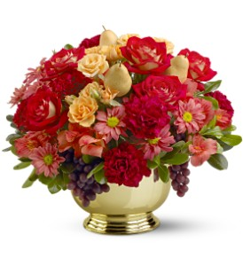 Golden Harvest in Libertyville IL, Libertyville Florist