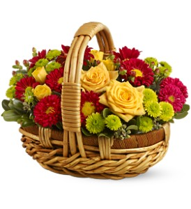 Bundle of Sunshine in Libertyville IL, Libertyville Florist