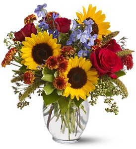 Sunny Skies in Oklahoma City OK, Array of Flowers & Gifts