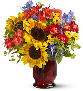 Falling for You in Belford NJ, Flower Power Florist & Gifts