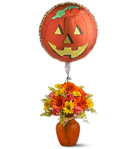 Boo-loon Bouquet in Jensen Beach FL, Brandy's Flowers & Candies