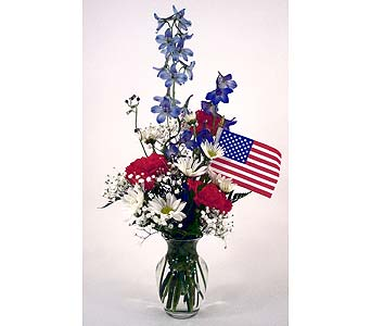 Celebration of Independence in Indianapolis IN, Gillespie Florists
