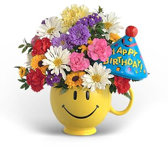 Have a Nice Birthday (Boy) in Windsor ON, Flowers By Freesia