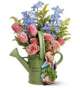 Teleflora's Peter Rabbit� Bouquet in Allen TX, The Flower Cottage