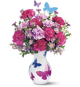 Teleflora's Butterfly Bouquet - Large in London ON, Lovebird Flowers Inc
