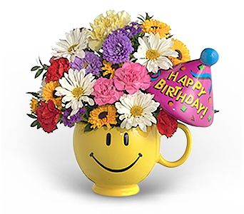 Have a Nice Birthday (Girl) in Big Rapids MI, Patterson's Flowers, Inc.