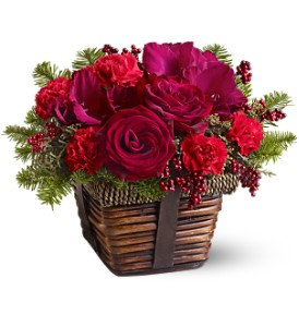 Holiday Charm in Hendersonville TN, Brown's Florist