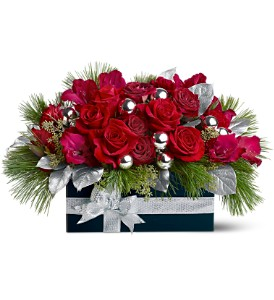 Gift of Roses in New York NY, Fellan Florists Floral Galleria