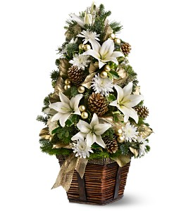 Luxurious Lily Tree in Fredonia NY, Fresh & Fancy Flowers & Gifts