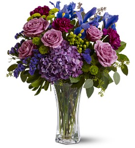 Manhattan Magic in The Woodlands TX, Top Florist
