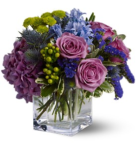 Teleflora's Best of Times in New York NY, Fellan Florists Floral Galleria