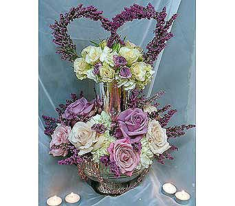 From The Bottom Of My Heart in Massapequa Park NY, Bayview Florist & Montage  1-800-800-7304