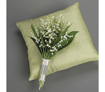 Lily of the Valley Bouquet in Abington MA, The Hutcheon's Flower Co, Inc.