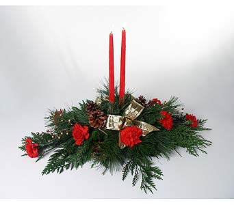 Merry Little Christmas in Indianapolis IN, Gillespie Florists