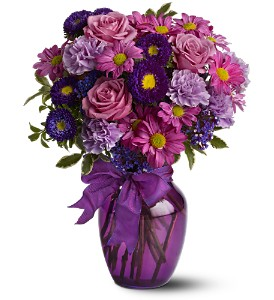 Everlasting Lavender in Greenwood Village CO, DTC Custom Floral