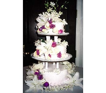 Cake decor in Sunnyvale CA, Flowers By Sophia
