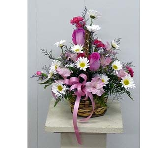 Romantic Moments Bouquet in Benton Harbor MI, Crystal Springs Florist