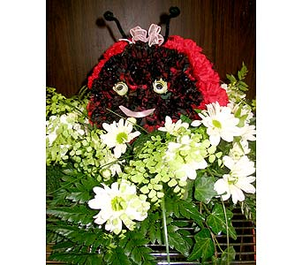 Lady Bug in Bakersfield CA, All Seasons Florist