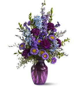 Purple Majesty in Hendersonville TN, Brown's Florist