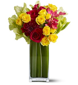 Teleflora's Island Blooms in Big Rapids, Cadillac, Reed City and Canadian Lakes MI, Patterson's Flowers, Inc.