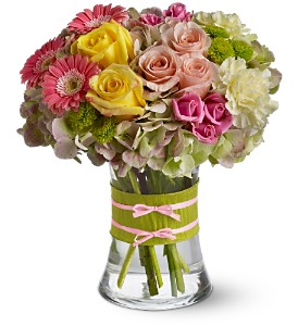Fashionista Blooms in Decatur IL, Svendsen Florist Inc.