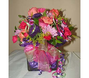 Party Time in Salisbury MD, Kitty's Flowers