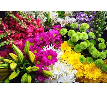 Mixed Cut Flowers in Ajax ON, Reed's Florist Ltd