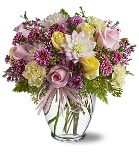 Soft and Beautiful in New York NY, Fellan Florists Floral Galleria