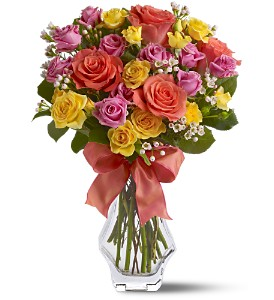 Just Splendid Roses in Friendswood TX, Lary's Florist & Designs LLC