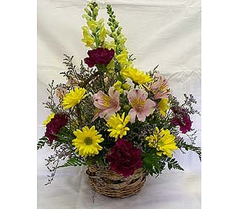 A Wonderful Mix of Flowers in Orange City FL, Orange City Florist