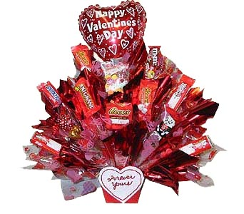 VCB10 ''So Sweet'' (Candy Bouquet) in Oklahoma City OK, Array of Flowers & Gifts