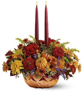 Teleflora's Autumn Iridescence Bouquet in Toms River NJ, Village Florist