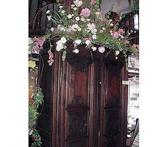 French Armoire- Circca 1666 in San Antonio TX, Allen's Flowers & Gifts